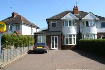 Horse Shoes Lane semi detached property for sale