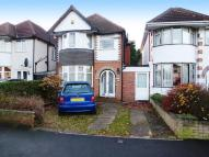 3 bed Detached house for sale in Benedon Road, Sheldon...