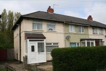 End of Terrace property in Tynedale Road, Tyseley...