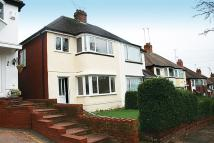 3 bed semi detached house in Gleneagles Road, Yardley...