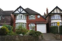 4 bed Detached house for sale in Stoney Lane, Yardley...