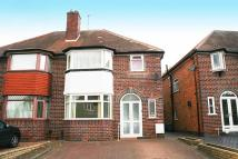 3 bedroom semi detached property in Vibart Road, Yardley...