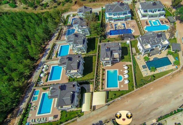 Bottom RHS Villa