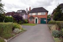 4 bed Detached property in Chester Road, Birmingham
