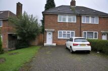 2 bed semi detached property in Quarrington Grove Kings...