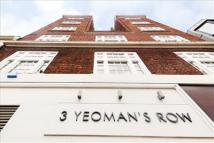 property to rent in 3 Yeomans Row, Knightsbridge, London, SW3
