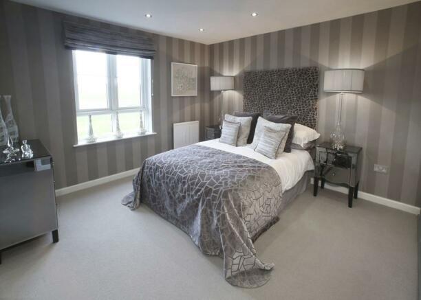 Mater bedroom