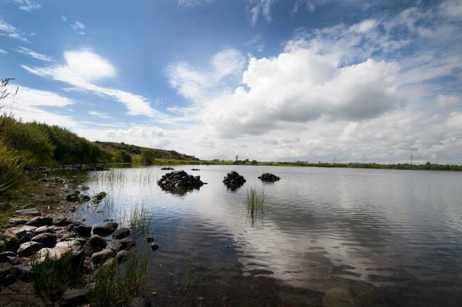 Nearby Corby Loch