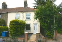 Terraced home in St Leonards Road NR1