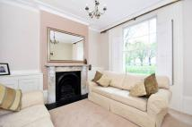4 bed house in Cadogan Terrace...