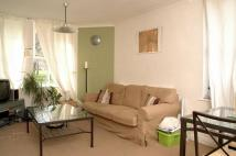 Flat for sale in Cadogan Terrace...