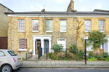 Terraced property in Shrubland Road...