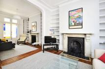 Terraced home in Warneford Street...
