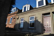 Terraced house in Cairnie Street, Arbroath...