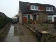 2 bedroom semi detached home to rent in Sunnyside, Kirriemuir...