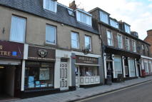 Maisonette to rent in High street, Arbroath...