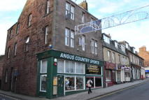 Flat to rent in Church Street, Arbroath...