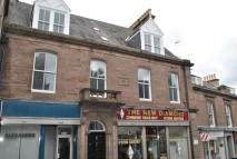 Flat in High Street, Brechin...
