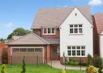 4 bedroom new property in Harrington Lane, Pinhoe...