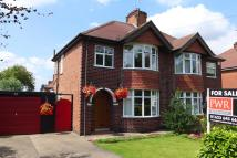3 bedroom semi detached property for sale in Leeming Lane North...