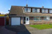 semi detached property in Cupar Close...