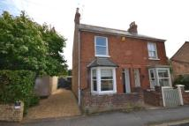 2 bedroom semi detached property for sale in Wood Street...