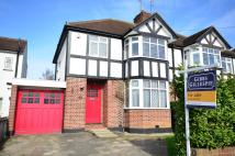 3 bed semi detached property in Northwood Way, Northwood...