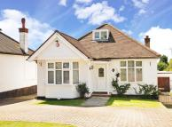 Bungalow in Hillside Road, Northwood...