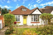 Stanley Road Bungalow for sale