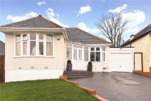 Bungalow for sale in Stanley Road, Northwood...