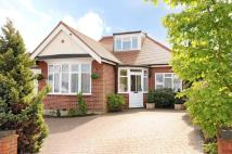 Detached Bungalow for sale in Hillside Crescent...