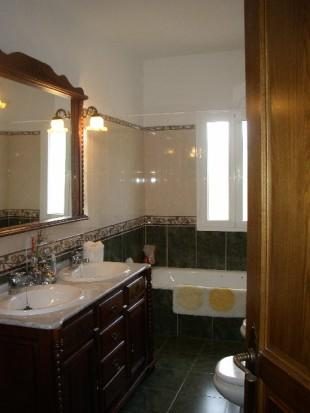 Bathrom villa Nº1