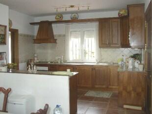 Kitchen Villa Nº1