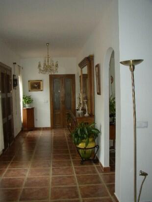 Reception Villa Nº1