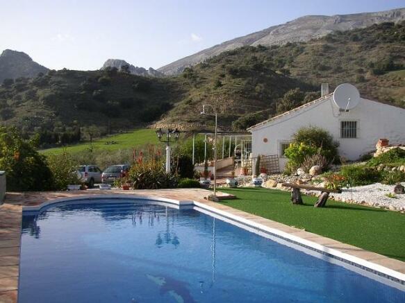 Casa piscina yvistas