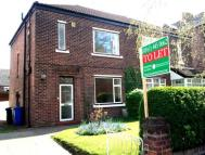 3 bedroom semi detached home to rent in Clyde Road, Didsbury...