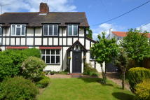 semi detached property in School Lane...