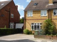 4 bed semi detached property in Almond Close, Shepperton...