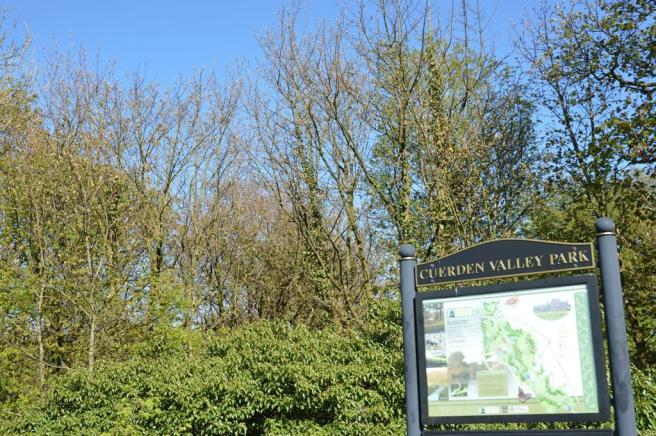 Cuerden Valley Local Imagery