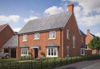new home in Station Road, Bretforton...