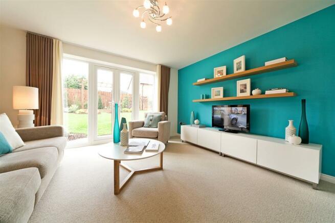 Typical Ingleton/Salisbury home