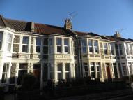 Terraced house in St Albans Road, Redland...