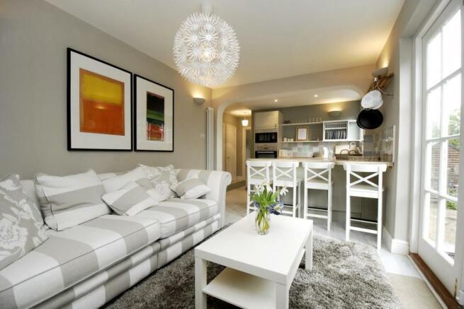 bedroom flat for sale in Oakworth Road, North Kensington, W10