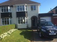 3 bed semi detached property to rent in Slade Road...