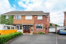semi detached house to rent in Bracken Way...