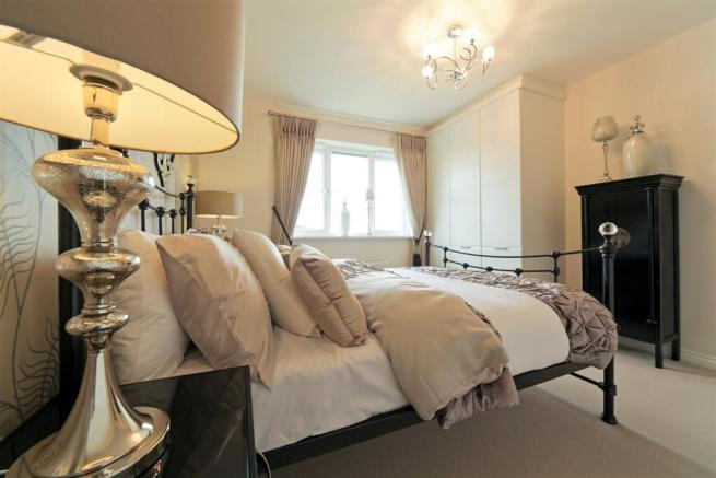 Image from the Midford showhome at Woodside Chase