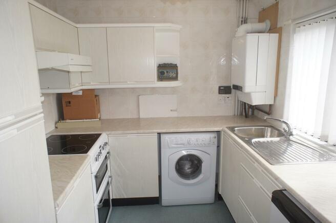 Guest Annex Kitchen