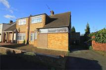 3 bed semi detached property to rent in Deridene Close, Stanwell...