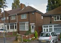 Terraced house to rent in Elliston Avenue...