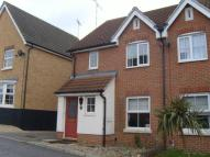 semi detached property in Czarina Rise, Laindon...